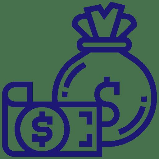 Imagem bolsa de dinheiro