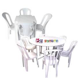 Imagem Mesas de Plastico